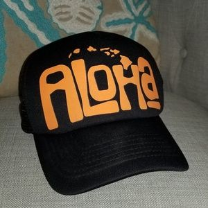 Aloha Hawaii hat